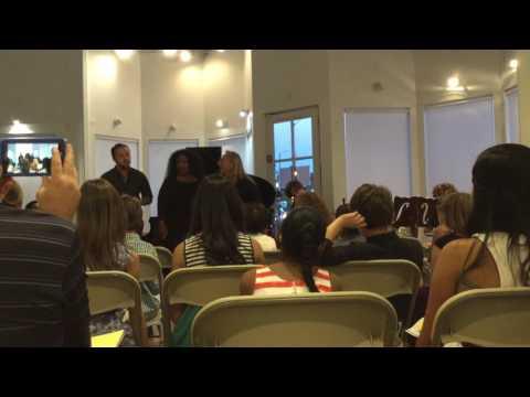 Knauer Music School Recital -If I Ain't Got You- Instructor Performance