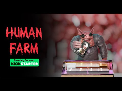 It's Hoof Munchin' Good: Human Farm Kickstarter Trailer de Human Farm
