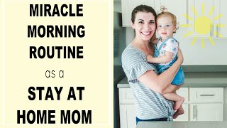 MORNING ROUTINE STAY AT HOME MOM 2019