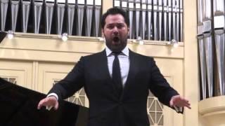 Ильдар Абдразаков - Ария Дона Базилио из оперы *Севильский цирюльник*