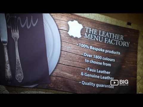 The Leather Menu Factory