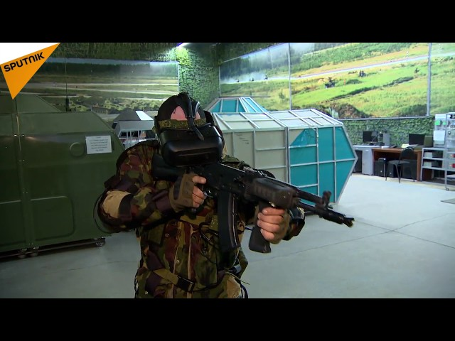 """""""الدفاع الروسية"""" تختبر أسلحة الواقع الافتراضي"""