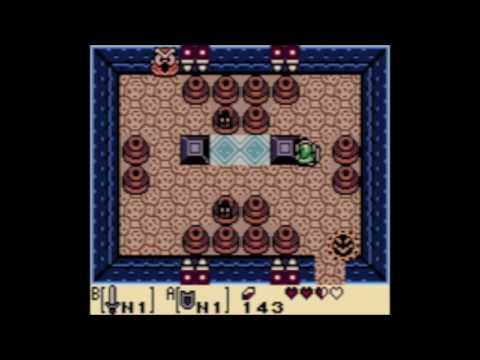 Link's Awakening - Solutions - Partie 4 - La grotte du génie