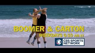 Boomer & Carton on CBSSN - Rocky III