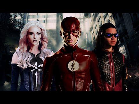 Team Flash // The flash, Killer frost, Cisco - Familia
