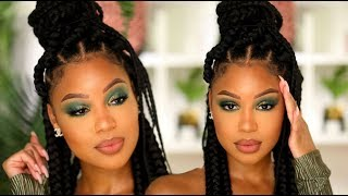 How To Slay the Holidays | Makeup Tutorial