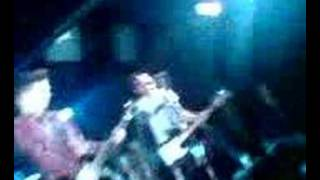 Anti-Flag Live in Norwich part1 Spit in the Face