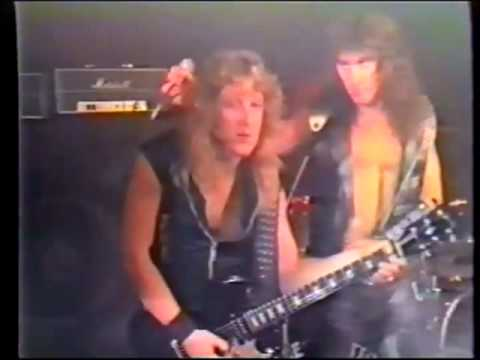 Desolation Angels-Evil Possessor And More Promos1985 online metal music video by DESOLATION ANGELS