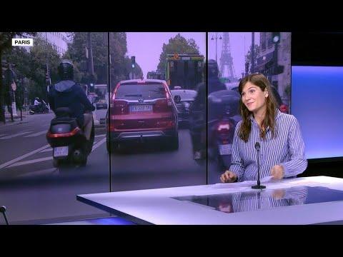Conduire dans Paris : un cauchemar quotidien ? • FRANCE 24