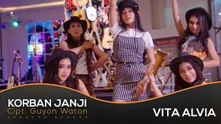 Gambar cover Vita Alvia - Korban Janji (Official Music Video)