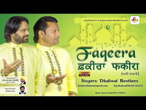 Faqeera mp4 video song download