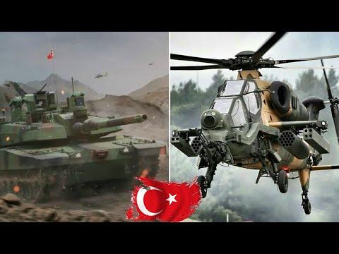 Yerli Üretim 10 Milli Savaş Makinesi
