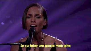 Alicia Keys -  Brand New Me (Legendado)