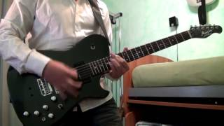 Prophets of War - Dream Theater Guitar Cover by Luca Nisi