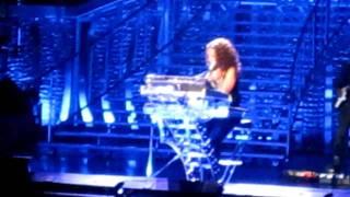 "Alicia Keys ""Love is Like the Sea"" - STAPLES CENTER 4/6/10"