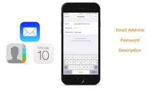 How to setup Exchange ActiveSync on iPhone or iPad