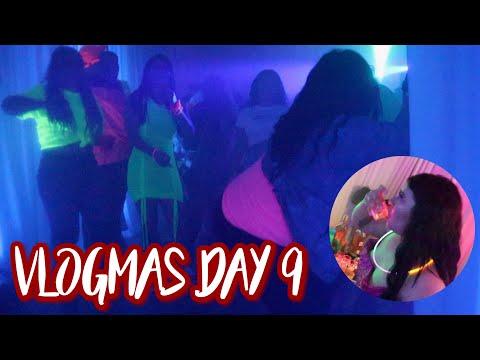 IVETTE'S LIT BIRTHDAY!! || VLOGMAS DAY 9