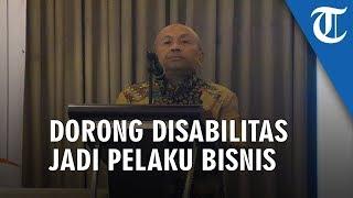 Pemerintah Dorong Kaum Disabilitas Jadi Pelaku Bisnis di Bidang E Commerce