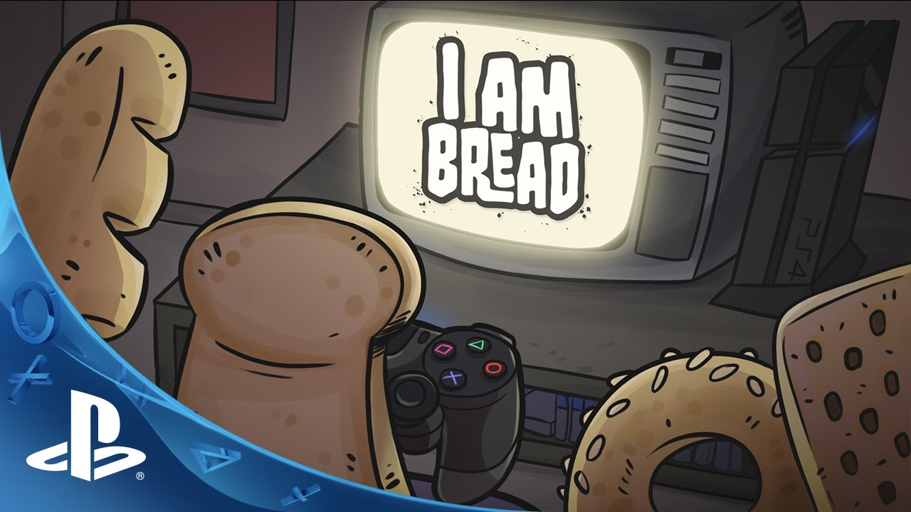 I am Bread Launches on PS4 August 25th