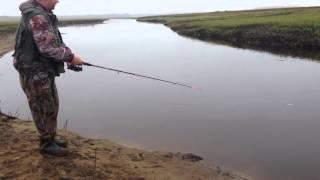 Ловля рыбы в нягани
