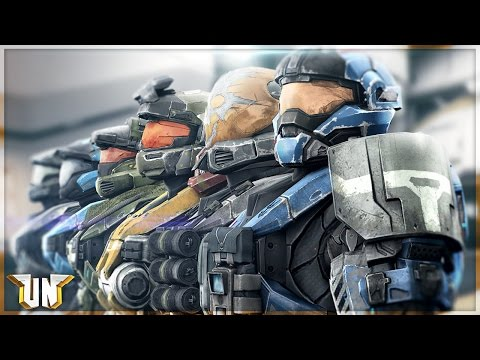 Halo 5 - The Noble Team Warzone Challenge!