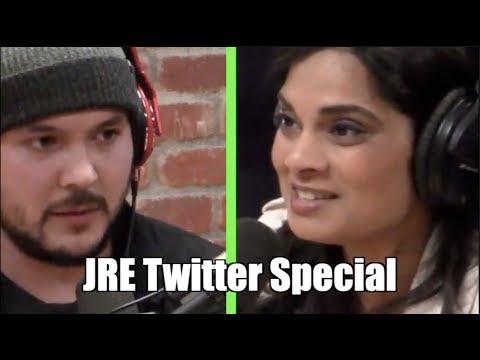 Joe Rogan a představitelé Twitteru o liberální náklonnosti