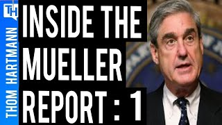 Inside The Mueller Investigation Report: Part One - Introduction
