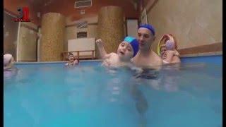 Babaúszás oktatás - Dunavarsány videó 3
