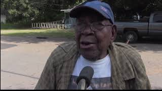 Military men renovate home for local WWII vet