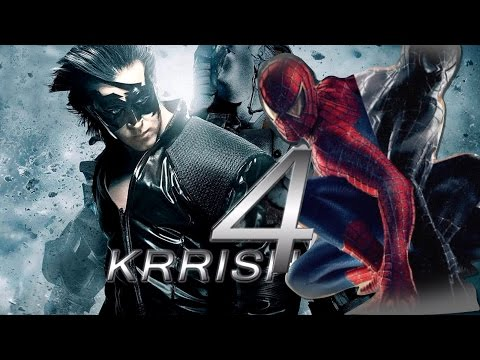 Krissh 4 vs Spiderman Epic battle tariler 2018[fanmade]