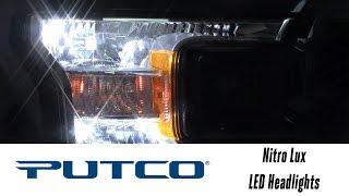 In the Garage™ with Performance Corner®: Putco Nitro Lux LED Headlights