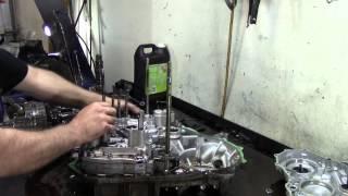 Acura - Honda - Transmission Teardown Inspection