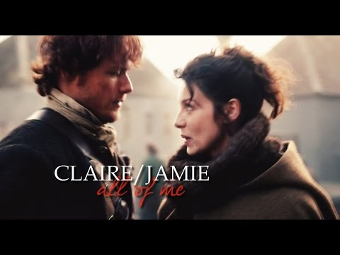 [outlander] claire/jamie » all of me