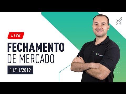 FECHAMENTO DE MERCADO COM LEANDRO MARTINS 11.11.19