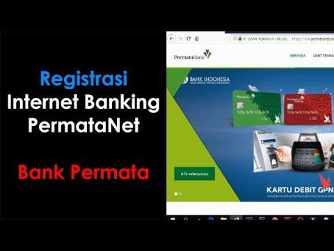 Cara Daftar Registrasi PermataNet Internet Banking Bank Permata