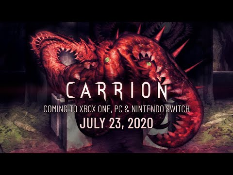 Carrion For Xb1 Pc Switch Reviews Opencritic