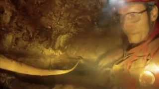 preview picture of video 'Speleology - Inghiottitoio Buco del Serpente - Rignano Garganico (Italy)'