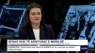 Studio e Hapur - Sfidat dhe të arriturat e MKRS-së 23.09.2020