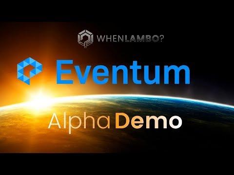 Eventum Alpha - Нашумевшее ICO проводит Bounty программу с раздачей  бесплатных токенов!