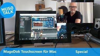 Touchscreen Fürs Mac Book - Magedok HDMI Displays - Angecheckt