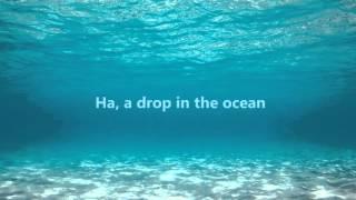 OMI feat. AronChupa - Drop In The Ocean LYRICS