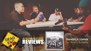 Kendrick Lamar - To Pimp a Butterfly Album Review | DEHH