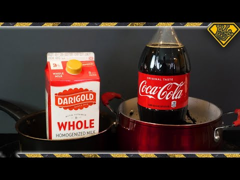 Don't Boil Milk or Coke