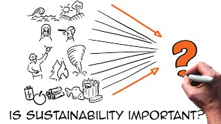 Why is sustainability important? A tip to explain it