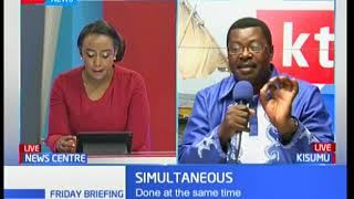 Word on the Street with Willis Ochieng' the Word Master-Mind your Language