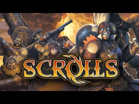 Scrolls Official Launch Trailer thumbnail