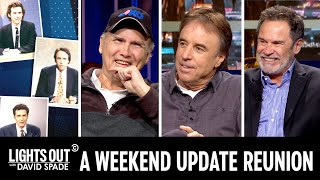 A Weekend Update Reunion (feat. Norm Macdonald) - Lights Out with David Spade