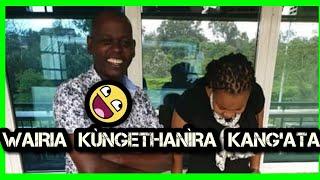 """Governor wa muranga vs senator """"ndagùtigìra NGAi"""" 😂😂😂njung'wa ya mzee kihenjo 2019"""