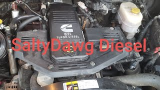 6.7 Cummins EGR Delete (You don't have to be a mechanic)