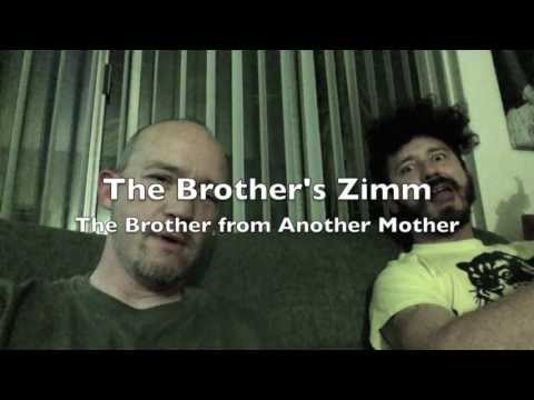 The Brothers Zimm meeting with Josh aka Brother-from-another-Mother